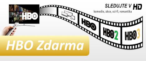 Filmový maraton s HBO do konce roku ZDARMA