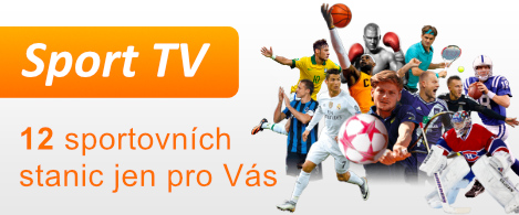 Sport TV - za 149 Kč