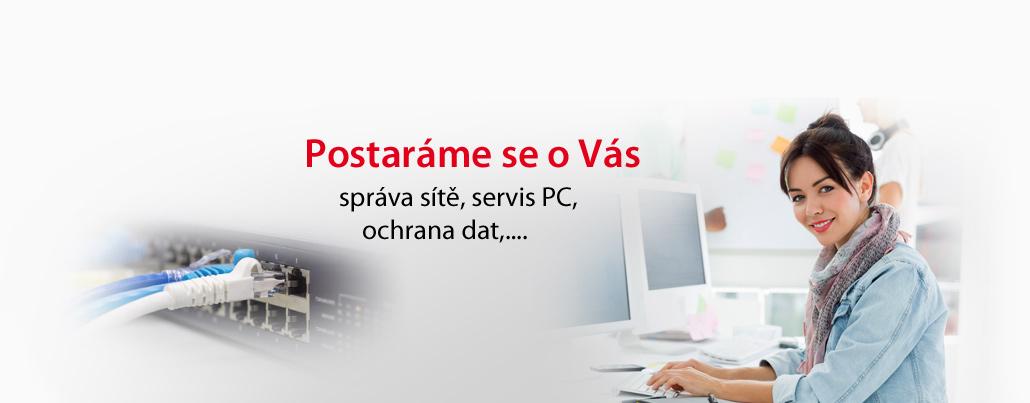 Servis sítí a PC