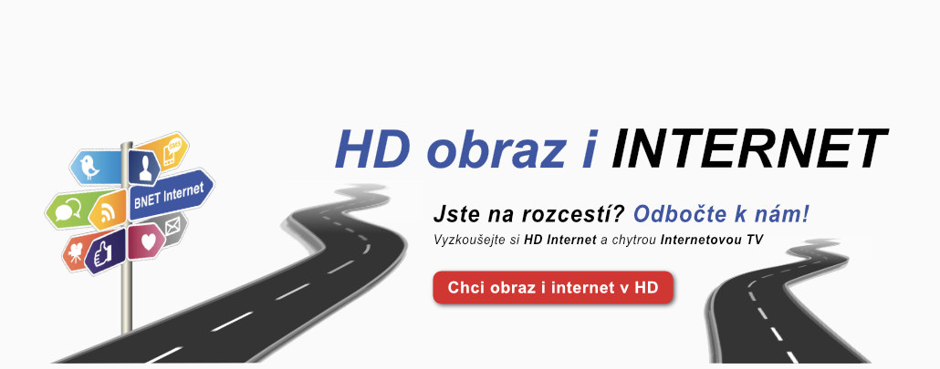 HD obraz i Internet