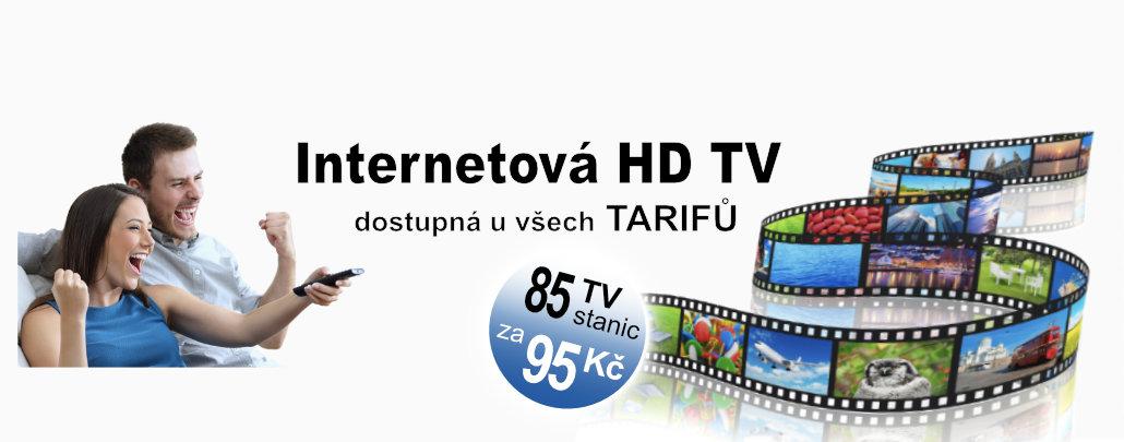 Internetová HD TV